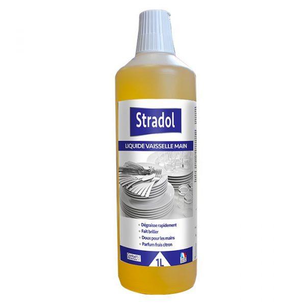 Liquide vaisselle main 1 L Stradol