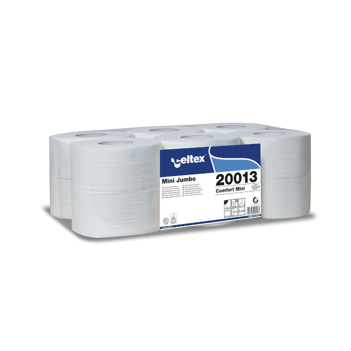 Papier toilette Mini Jumbo Comfort Mini Celtex
