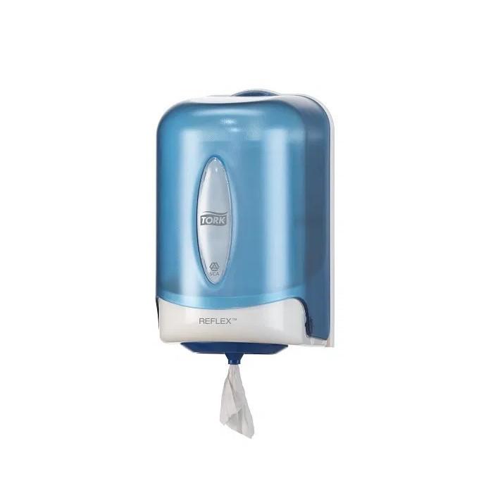 Distributeur Tork Reflex Mini dévidage central