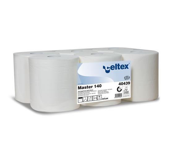 Rouleaux d'essuie mains pour distributeur automatique Master 140 Celtex