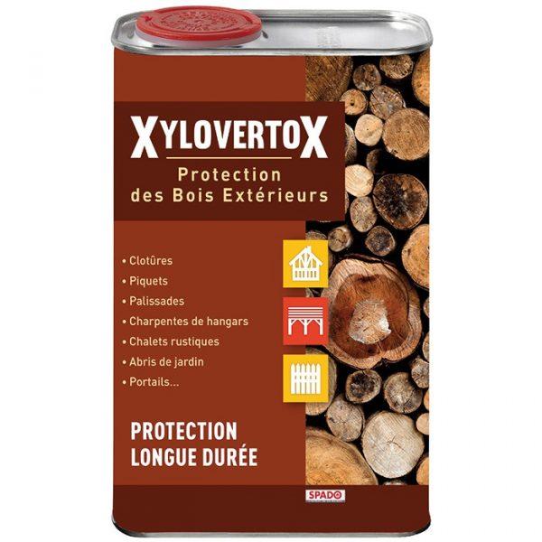 Xylovertox protection des bois extérieurs 5 L