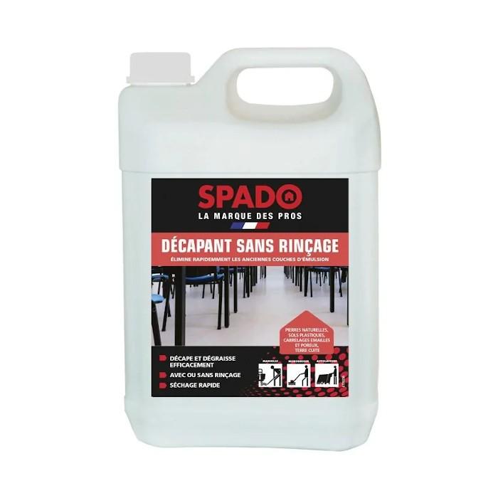 Décapant sans rinçage Spado Pro 5L
