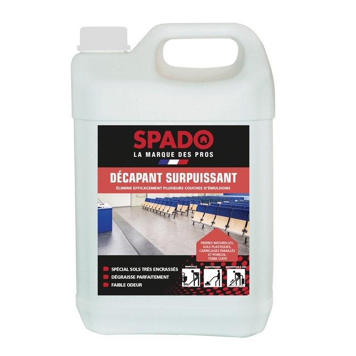 Décapant surpuissant Spado Pro 5L