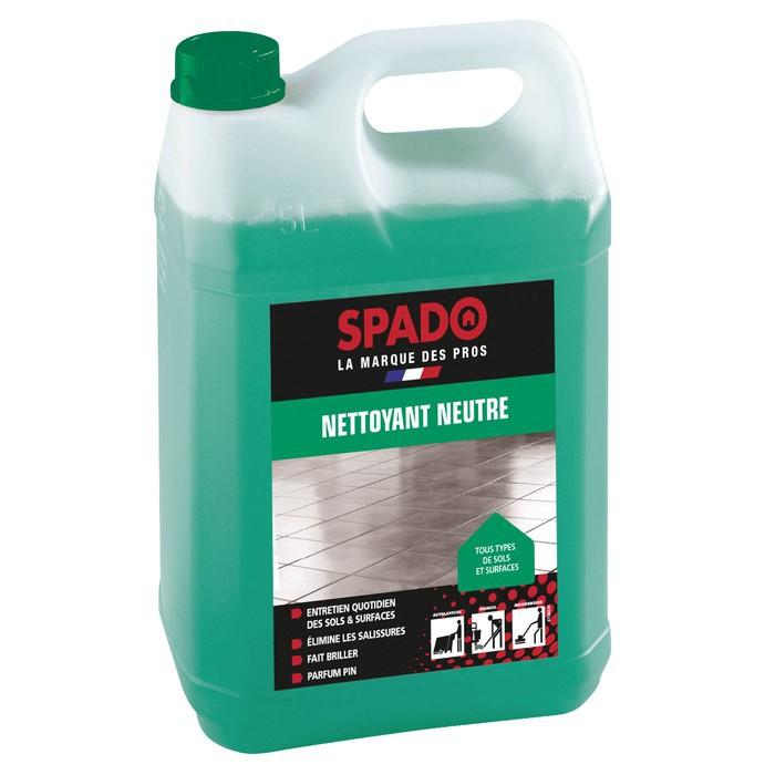 Spado Cleaner neutre sols protégés 5L