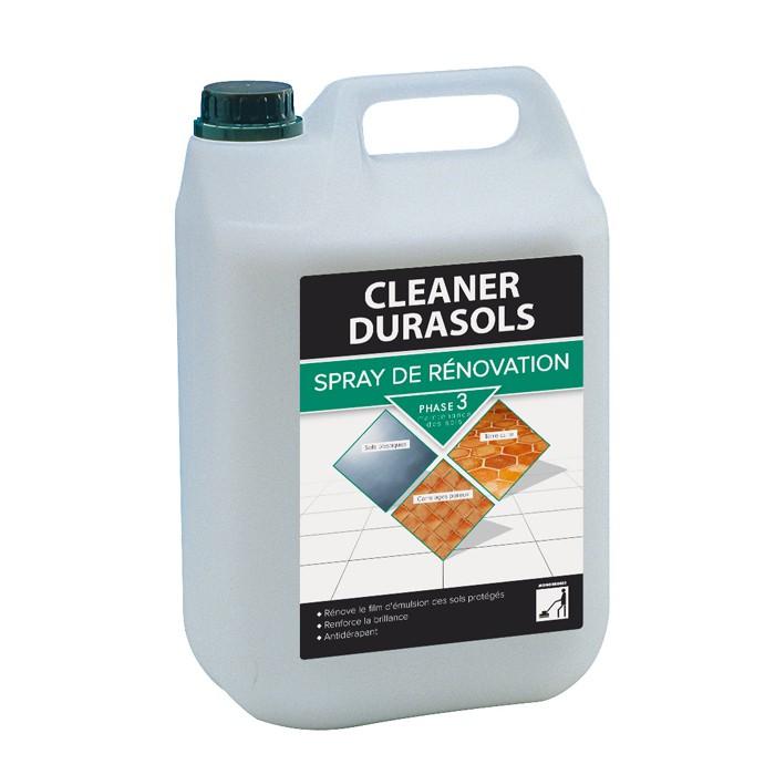Cleaner Durasol Spray de renovation 5L