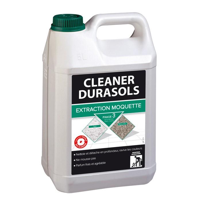 Cleaner Durasols extraction moquette
