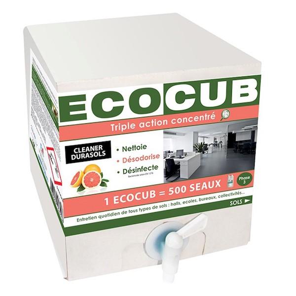 Cleaner Durasol Ecocub Sols 1O L