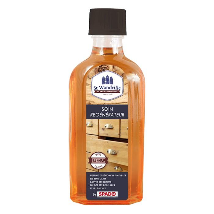 Soin régénérateur bois clairs 125 ml Saint-Wandrille