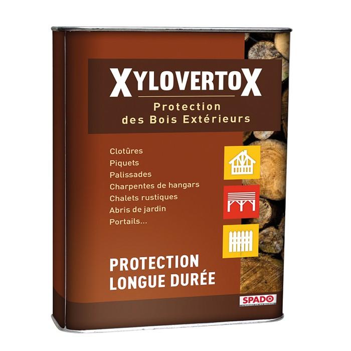 Xylovertox Protection Des Bois Extérieurs Fût 20 L