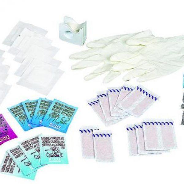 Kit consommables pour malette de premiers secours Rossignol