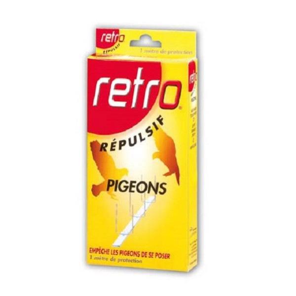 Répulsif mécanique pigeon Retro