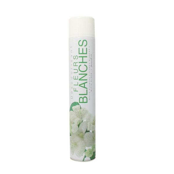 Aérosol désodorisant Fleurs blanches 750 ml Puck