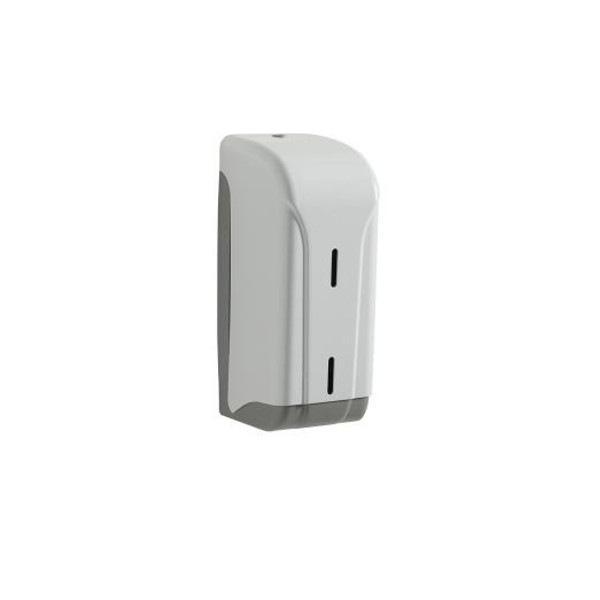 Distributeur essuie-mains à dévidage central 150 formats Blanc Réf 52621