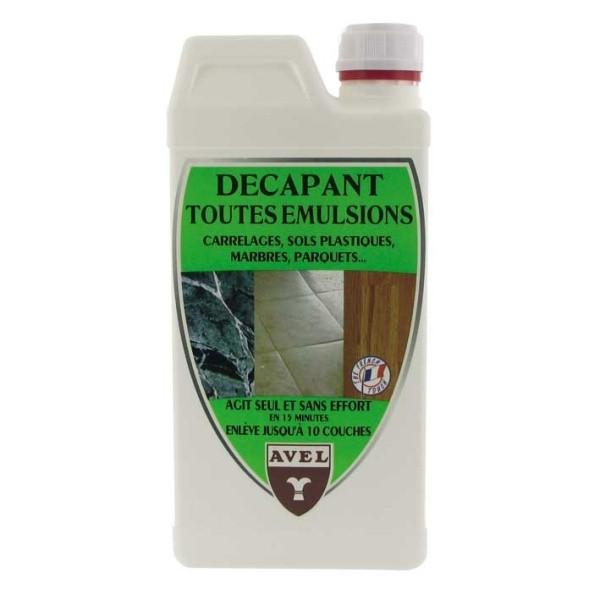 Décapant Toutes Emulsion Avel
