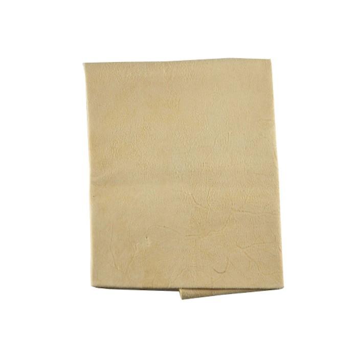 Peau chamoisée Véritable n°14 53 X 33 cm