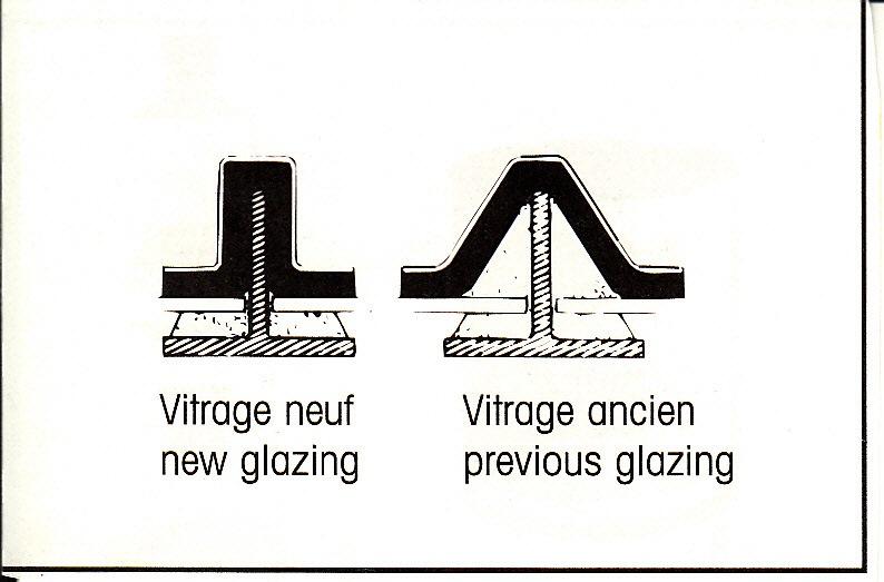 bande d 39 tanch it froid pour toiture verrieres verandas largeur 80mm distriver. Black Bedroom Furniture Sets. Home Design Ideas