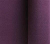 Chemin de table celisoft 30 cm x 24 m aubergine