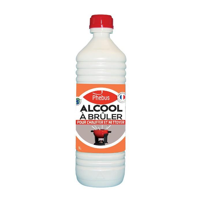 Alcool à bruler Phebus 1 L
