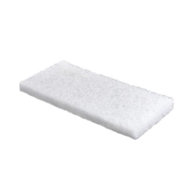 Tampon pad récurant blanc épais