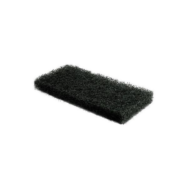 Tampon pad récurant noir épais