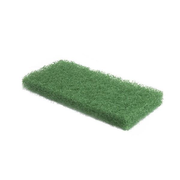 Tampon pad récurant vert épais