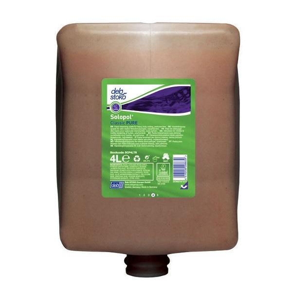 Solopol Classic Pure cartouche 4L Ecolabel