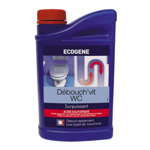 Déboucheur wc Débouch'vit Ecogene