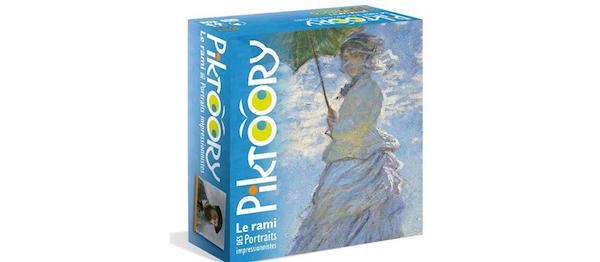 Piktoory le rami des portraits impressionnistes