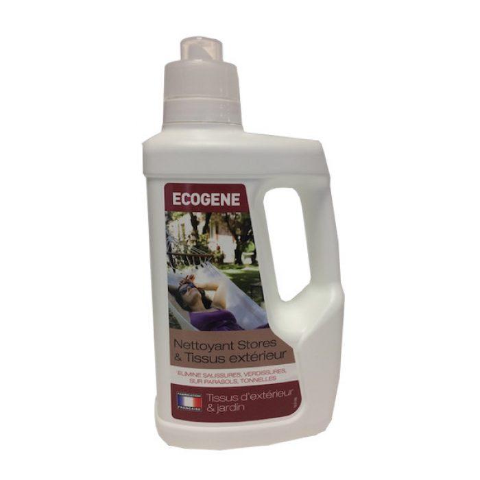 Nettoyant stores et tissus d'exterieur Ecogene