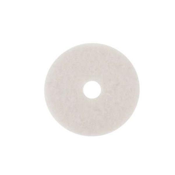 Disque Scotch-Brite Blanc pour lustrage 3M