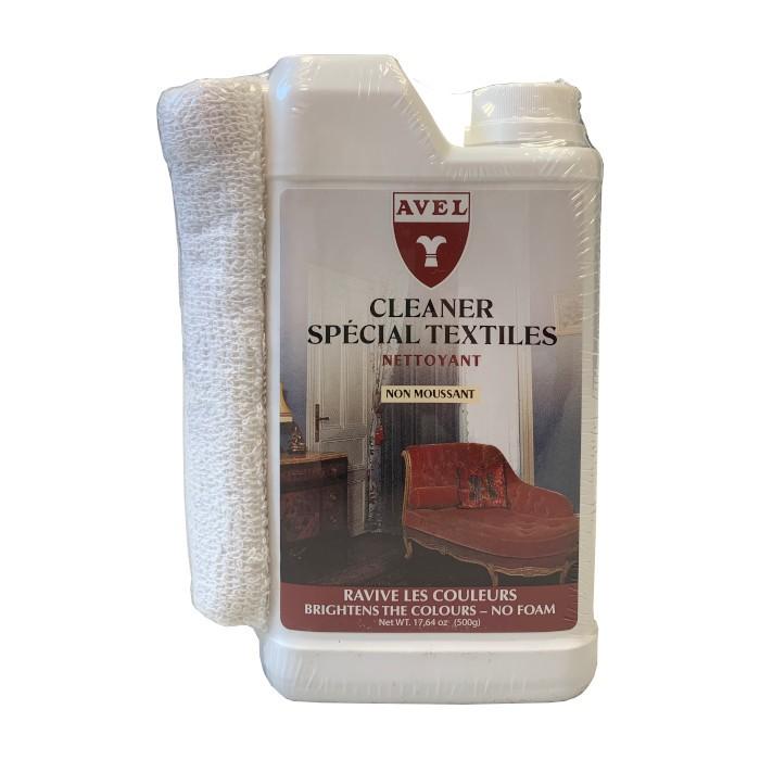 Nettoyant Spécial Textiles et Alcantara Avel