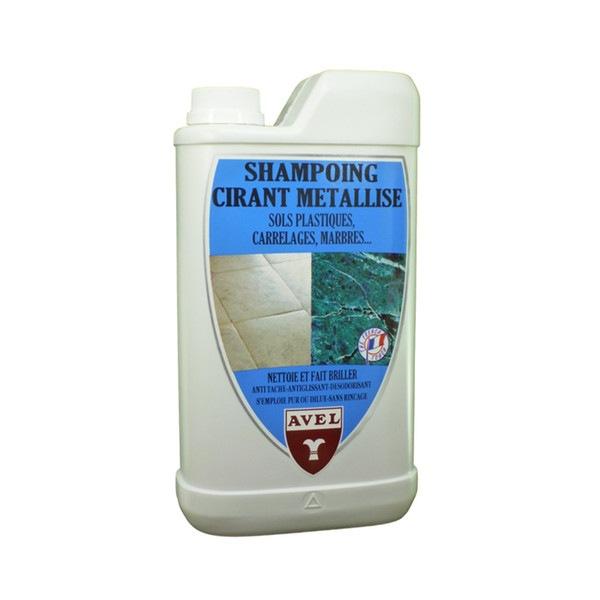 Shampoing Cirant Métallisé Carrelage Avel