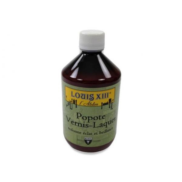 Popote Vernis Laques Louis XIII 500 ml