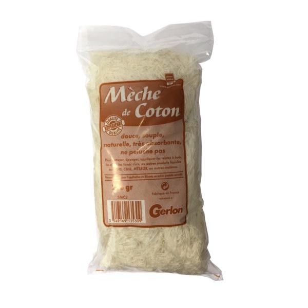 Mèche de coton 200 g Gerlon