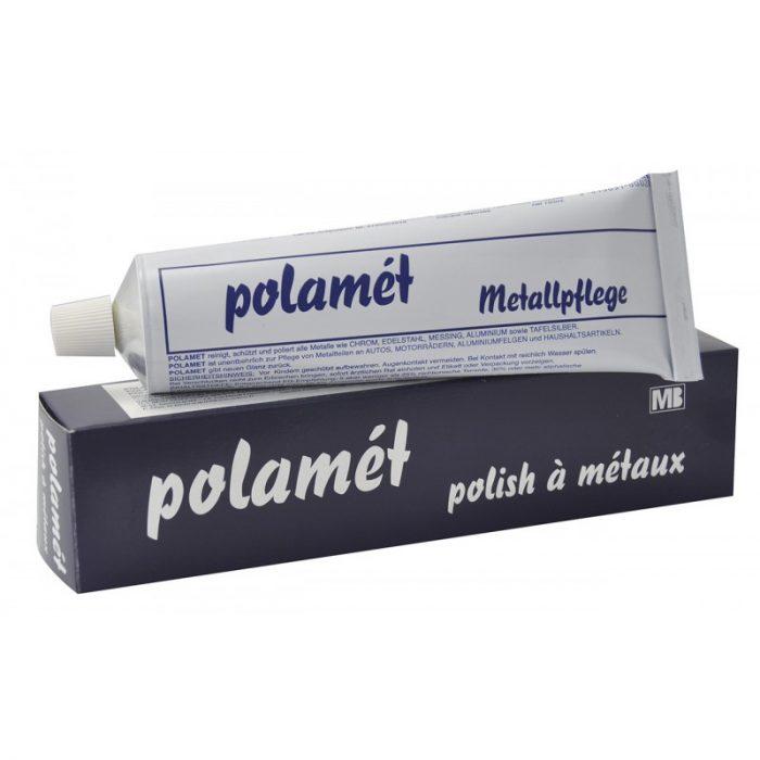 Créme polish à métaux Polamét 150ml