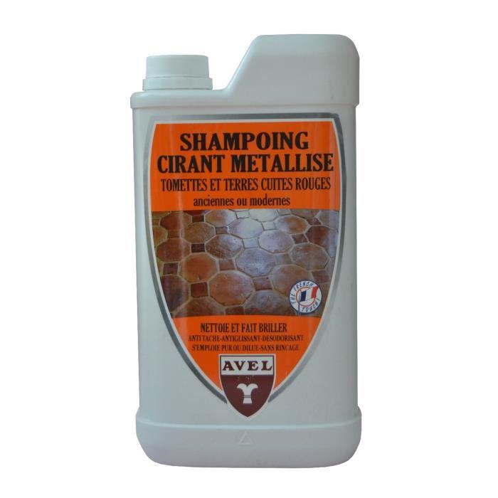 Shampoing Cirant Métallisé Tomettes Avel 1L