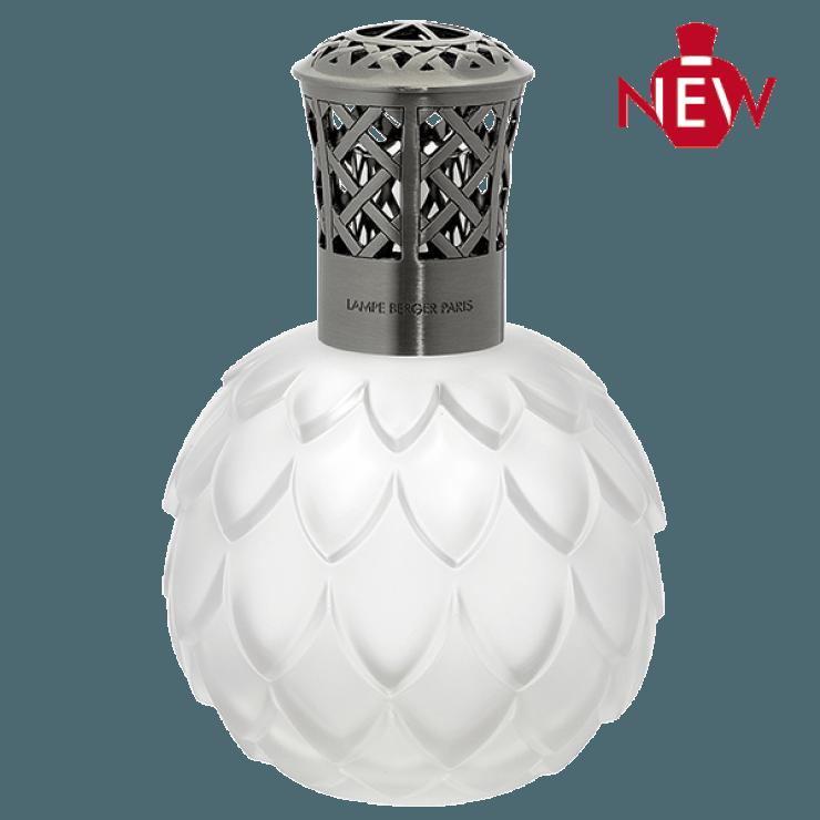 Lampe Artichaut Givrée Lampe Berger