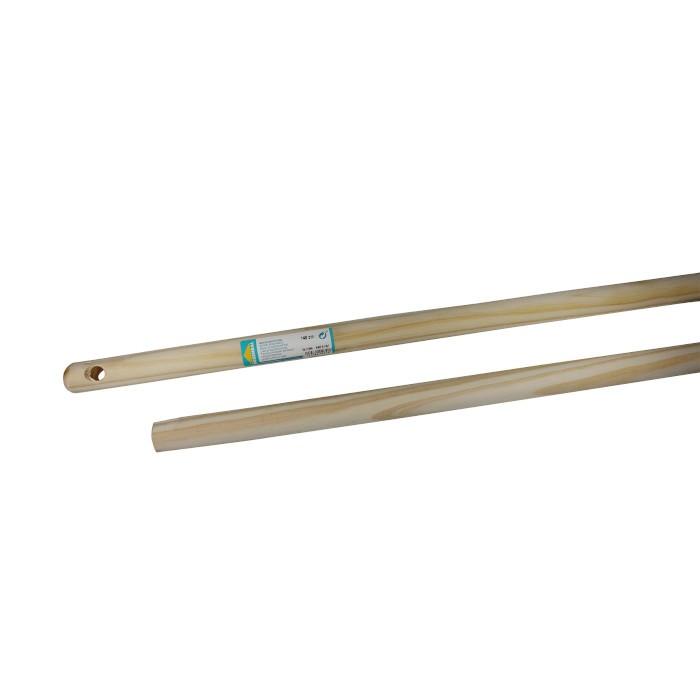 Manche balai cantonnier bois 140cm