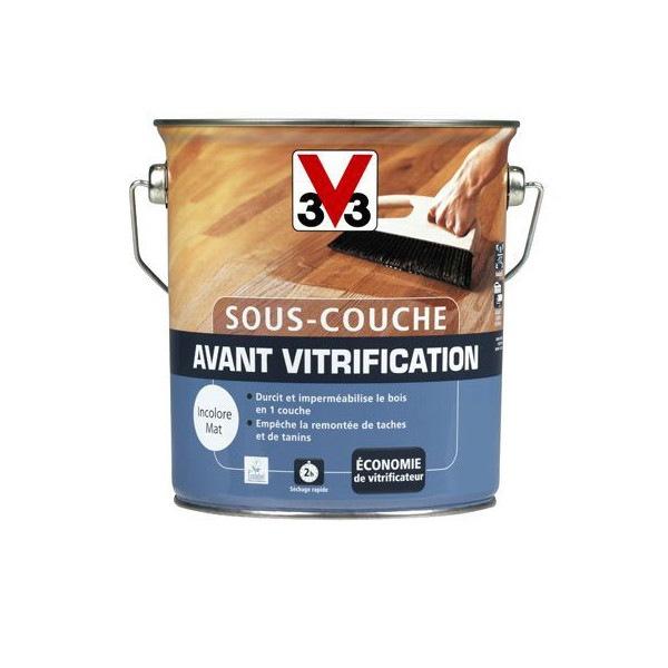 Sous-couche avant vitrification 0,75 L V33
