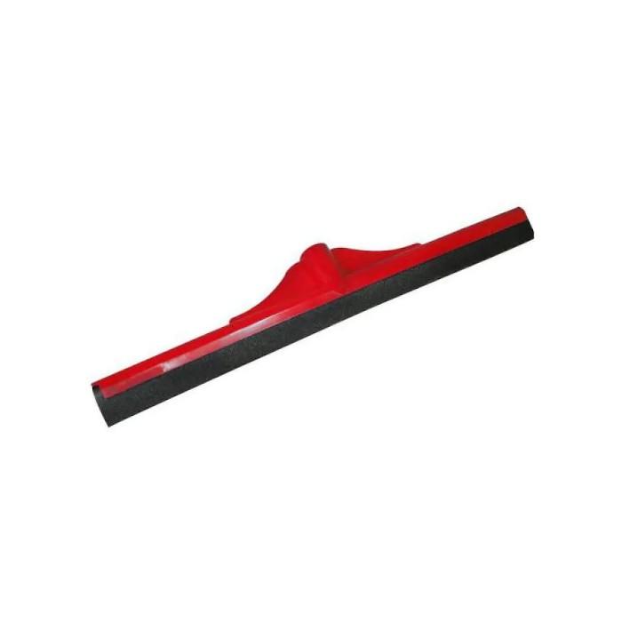 Raclette sol 34 cm mousse noire monture plastique
