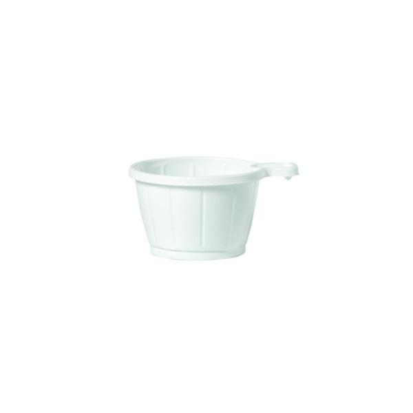 Carton 30x50 tasses à café blanches 10cl