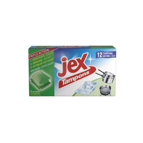 Tampons Jex St Marc