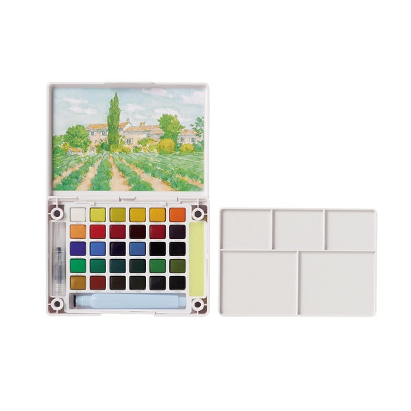 Koi Water Colors set esquisse 30 couleurs Sakura