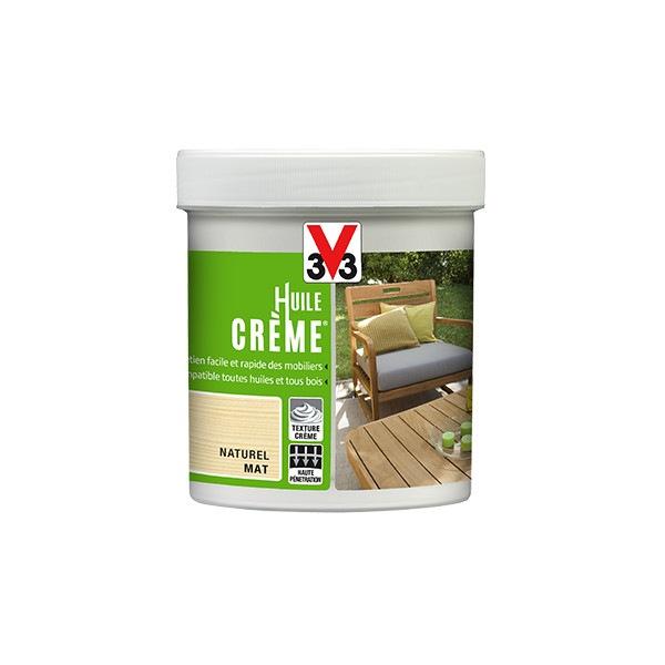 Huile crème mobiliers exterieurs V33