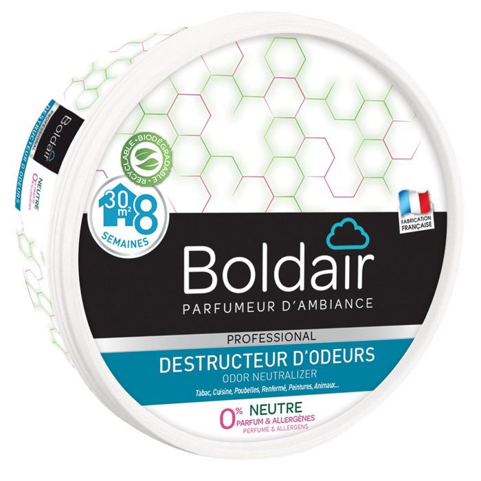 Boldair gel destructeur d'odeurs Neutre