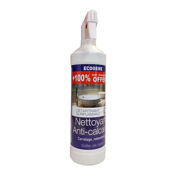 Nettoyant anti-calcaire 1 L Ecogene