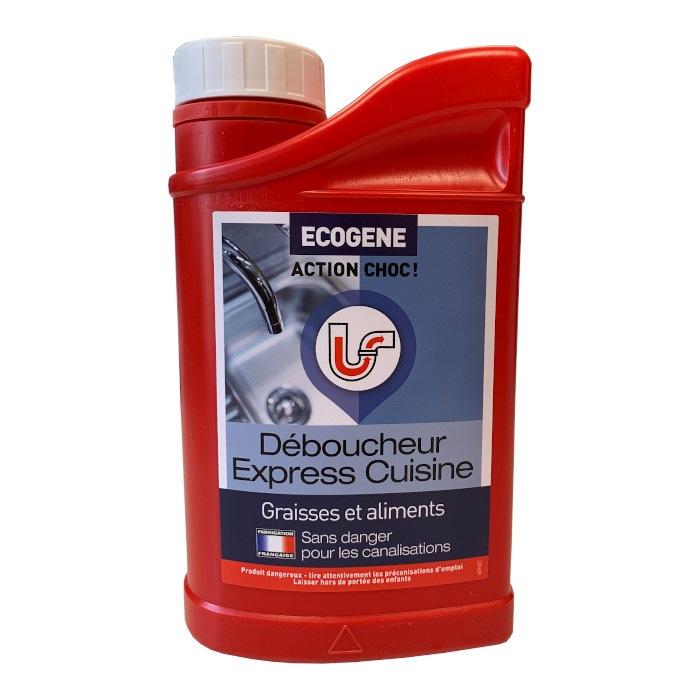Déboucheur Express Cuisine 1L Ecogene