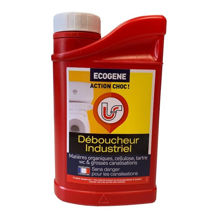 Déboucheur industriel 1L Ecogene