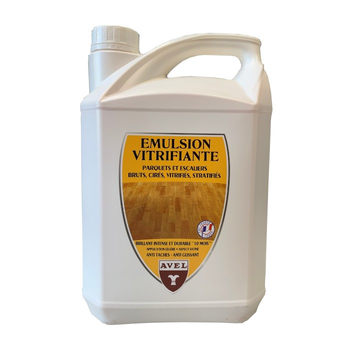 Emulsion Vitrifiante Parquets Avel 5L