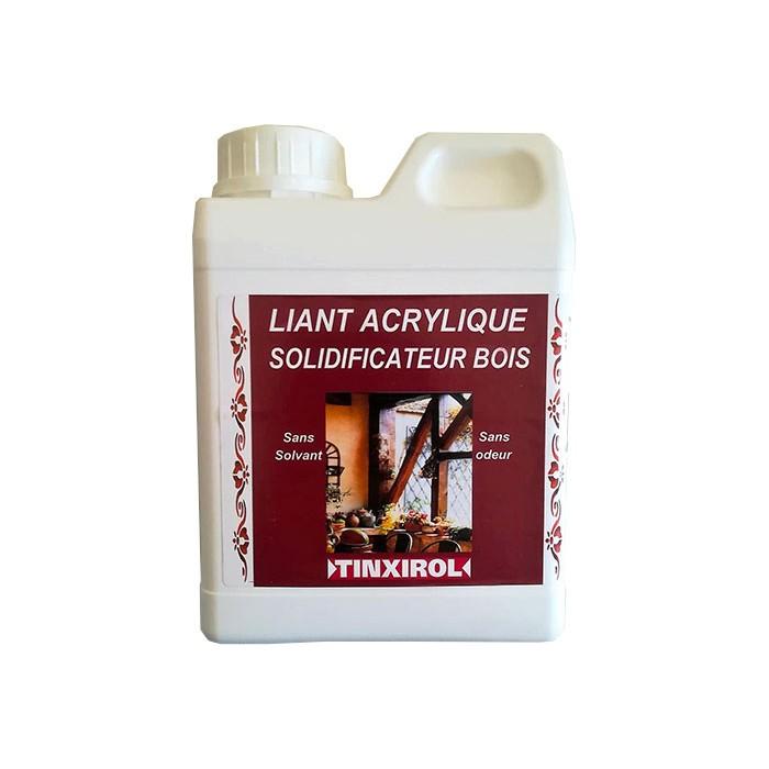 Durcisseur de bois liant acrylique 500 ml